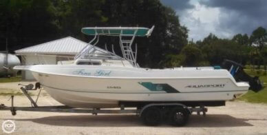 Aquasport 245 Walk Around, 26', for sale - $33,400