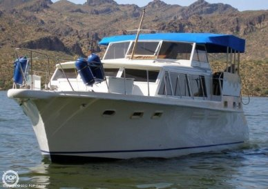 Hatteras Twin Cabin 41, 47', for sale - $89,995