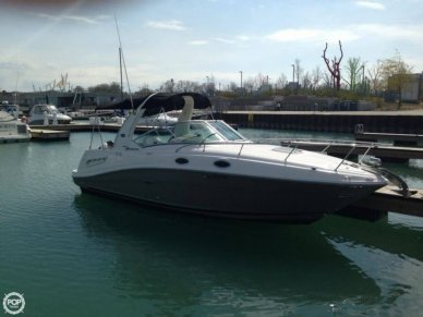 Sea Ray 260 Sundancer, 28', for sale - $38,000