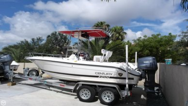 Century 2100, 20', for sale - $17,500