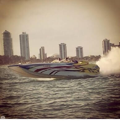 Motion Marine 35 XP, 35', for sale - $135,000