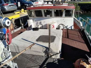 1975 Skookum Commercial Sail Fishing Boat - #2