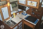 Galley, Microwave, Sink, Stove