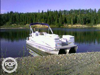 Manitou Oasis 22 SHP, 22', for sale - $29,500