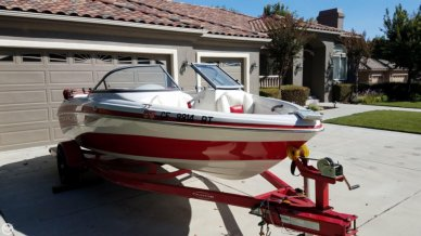 Tahoe 18 Q4ss, 18', for sale - $12,500