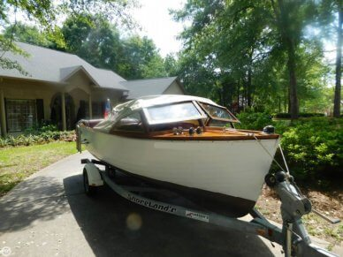 1958 Chris-Craft Sea Skiff 18 - #2