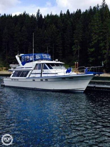 Bayliner 4550, 52', for sale - $109,000