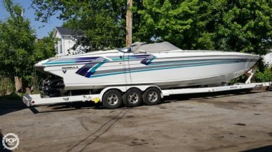 Formula 382 SR1, 38', for sale - $47,999