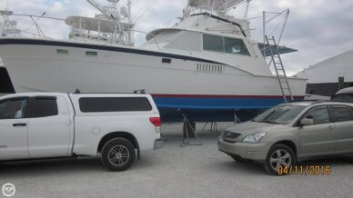 Hatteras 45, 45', for sale - $74,000