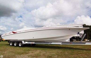 Fountain 35 Lightning, 35', for sale - $55,000