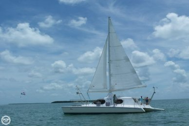Wingsail 45 converted to Carbospars Aerorig, 45', for sale - $159,000