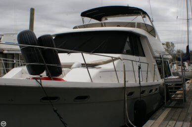 Bayliner 4788, 47', for sale - $400,000