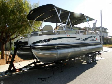 Sun Tracker Party Barge 22 Sport Fish Regency, 24', for sale - $25,000