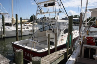 Rampage 32 Sport Fisher, 34', for sale - $53,400