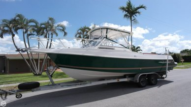 Aquasport Explorer 245, 26', for sale - $20,000