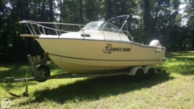 Sea Boss 235 Walkaround, 24', for sale - $18,500