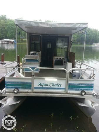 Leisure Kraft 30 House Boat, 30', for sale - $15,000