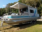 1997 Leisure Kraft 30 House Boat - #2