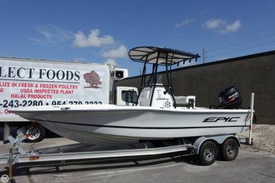 Epic 22 SC, 22', for sale - $34,950