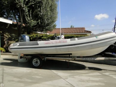 Nautica 18 Wide Body RIB, 17', for sale - $17,500