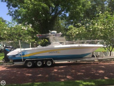 Donzi 32 ZF, 33', for sale - $49,000