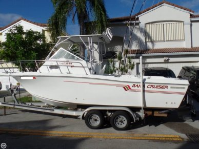 Baha Cruisers Fisherman 240, 24', for sale - $9,900