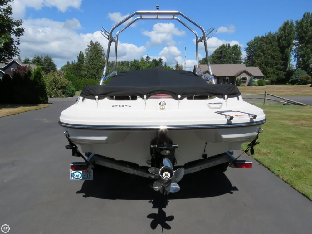 Sea Ray 205 Sport For Sale In Ferndale Wa For 29 900
