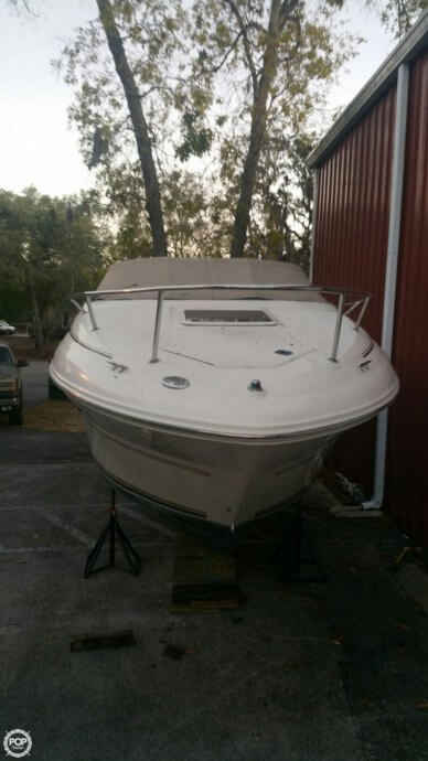 Sea Ray 245 weekender, 24', for sale - $17,500