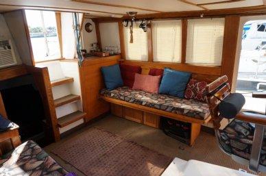 2000 Custom 45 Pilothouse Trawler - #2
