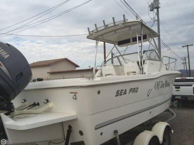 Sea Pro 235 WA, 23', for sale - $30,000