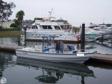 Angler Super Panga 26 Center Console, 27', for sale - $28,050