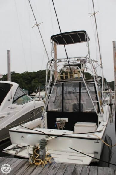 Carolina 28 Express, 31', for sale - $75,000