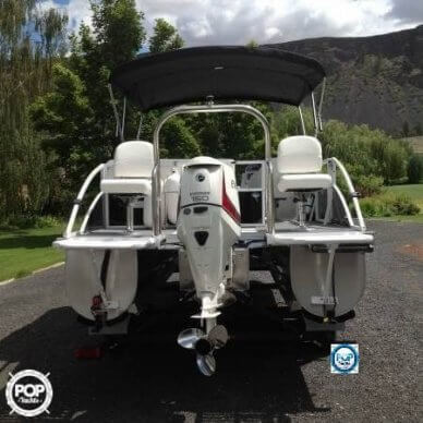 JC Spirit 223 TT Fish, 23', for sale - $44,700