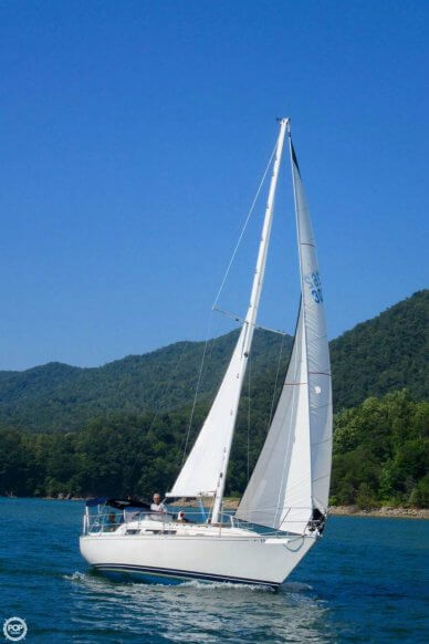C & C Yachts Landfall 35, 34', for sale - $37,800