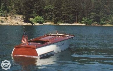 Classic Craft 20 Racing Runabout, 20', for sale - $27,900