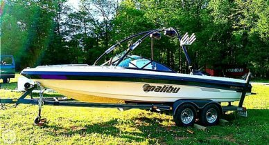 Malibu Sunsetter LXI, 21', for sale - $16,000