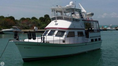 Marine Trader LaBelle, 43', for sale - $80,000