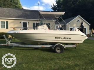 Campion 582 Explorer, 20', for sale - $18,500