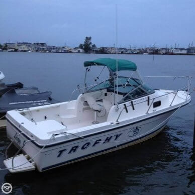 Trophy 2052 Walkaround, 20', for sale - $15,499