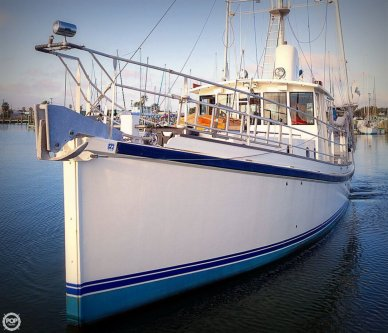 Custom 46 Diesel Duck, 46', for sale - $498,000