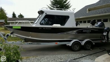 Hewescraft 210 Sea Runner, 23', for sale - $62,300