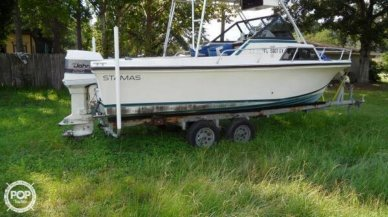 Stamas 21, 21', for sale - $15,000