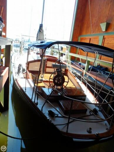 Herve Boatyard 42 French Sloop Racer, 42', for sale - $333,500