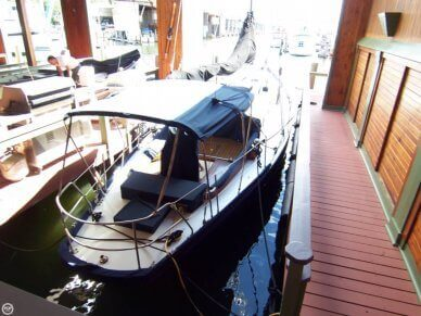 1962 Herve Boatyard 42 French Sloop Racer - #2