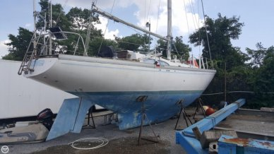 Block Island 40, 40', for sale - $29,500