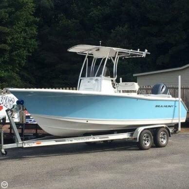 Sea Hunt 22, 22', for sale - $53,000