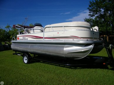 Sun Tracker 21 Party Barge, 21', for sale - $18,500