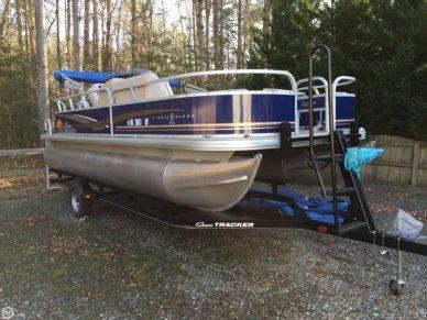 Sun Tracker 20 DLX Fishin' Barge, 21', for sale - $20,000