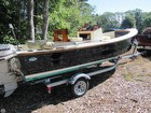 2010 Roth Bilt Boats Nantucket Skiff 16 - #5