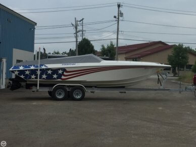 Fountain 27 Fever, 27', for sale - $46,300